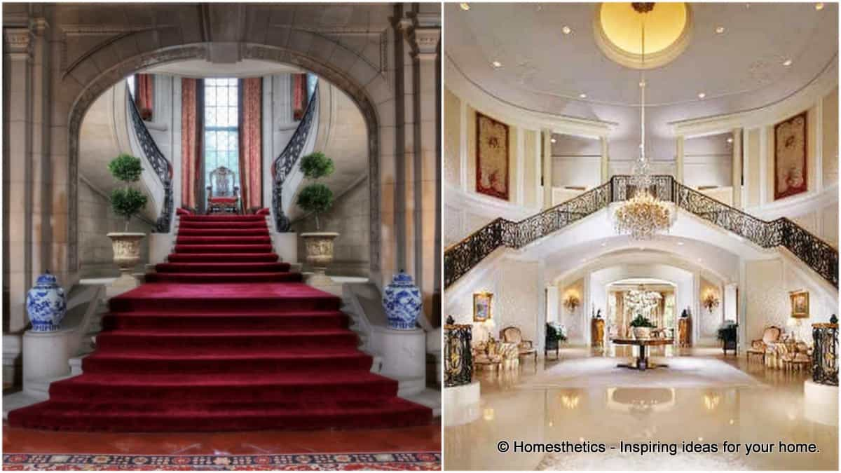 16 Awesome Mansion Staircases Perfect For Your Dream Home