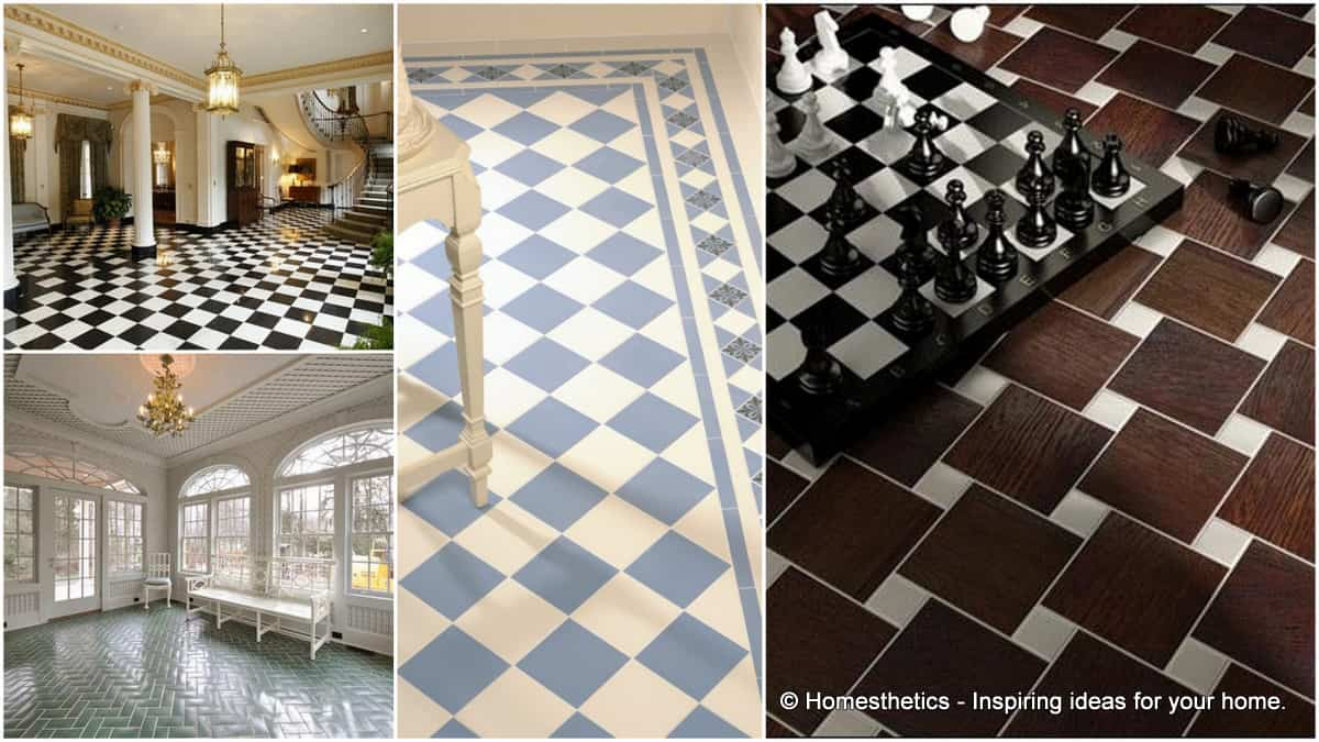 15 inspiring floor tile ideas for your living room home decor dailygadgetfo Image collections