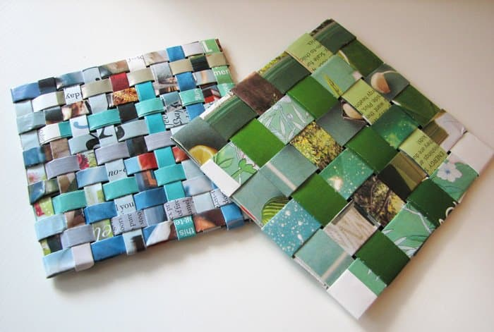 Fun And Simple Ways To Make DIY Coasters That You Can Actually Use (13)