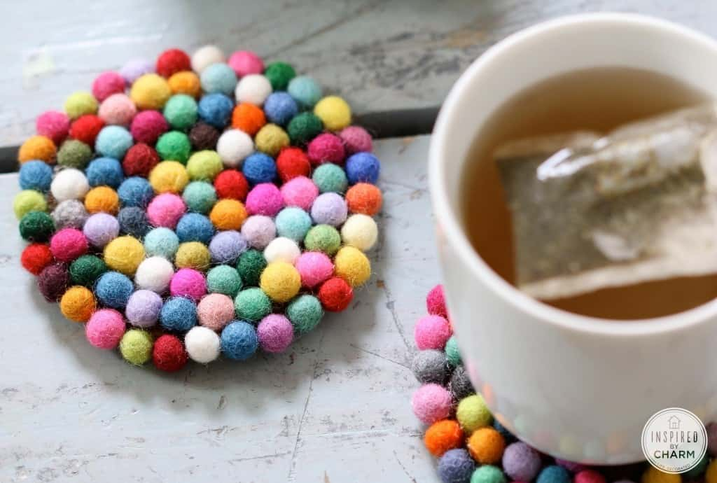 Fun And Simple Ways To Make DIY Coasters That You Can Actually Use (2)