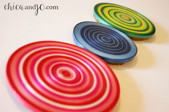 Fun And Simple Ways To Make DIY Coasters That You Can Actually Use (22)