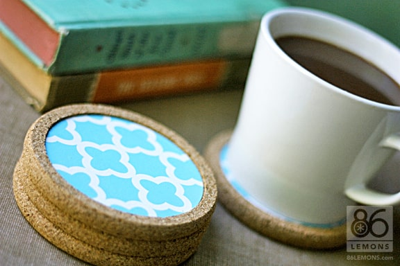 Fun And Simple Ways To Make DIY Coasters That You Can Actually Use (7)
