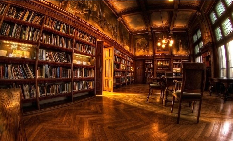 The Best Library Places And Ideas