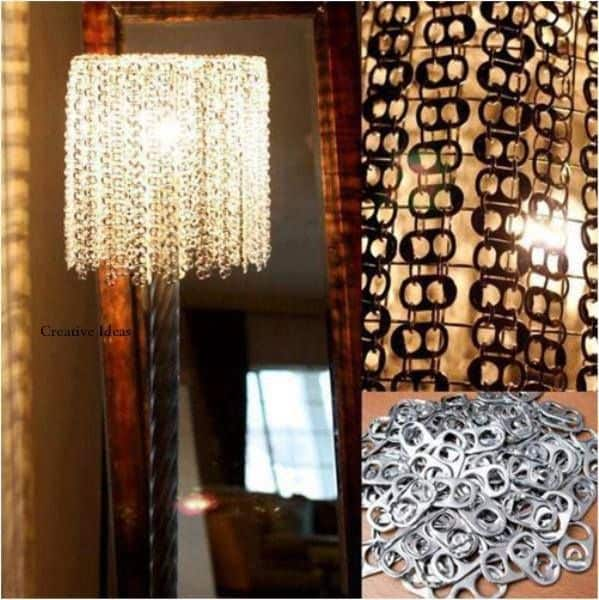 Charming Interesting Do It Yourself Chandelier And Lampshade Ideas For Your Home