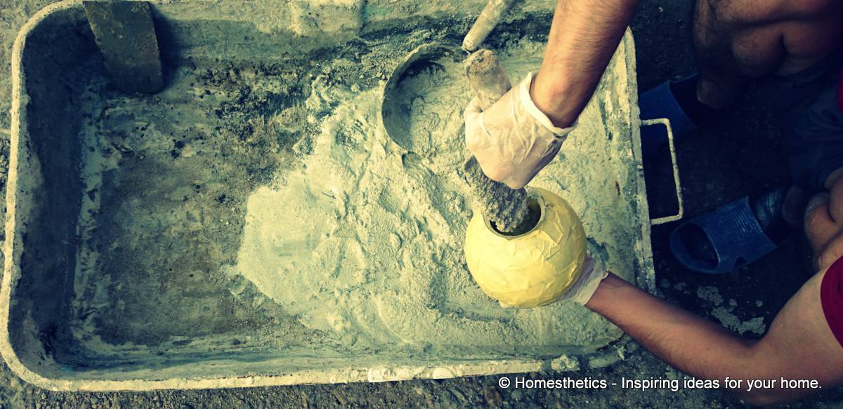 Learn How To Create A DIY Concrete Garden Decorative Ball In A Few Simple Steps-homesthetics (2)