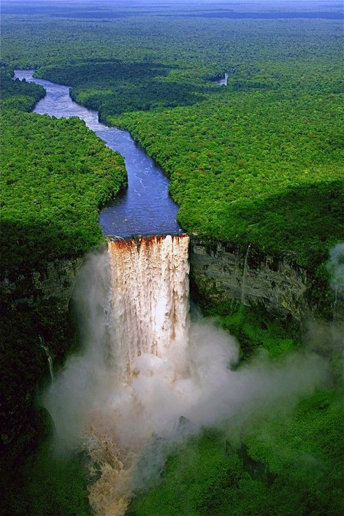 The Most Spectacular Waterfalls Around The World To Add To Your Vacation List Of To Do Things (7)