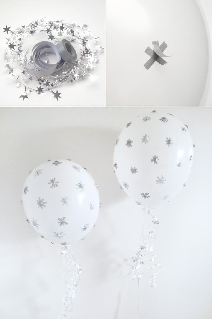 13 Ways to Use Balloon Decorations in Shower Celebrations homesthetics decor (13)