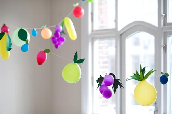 13 Ways to Use Balloon Decorations in Shower Celebrations homesthetics decor (6)