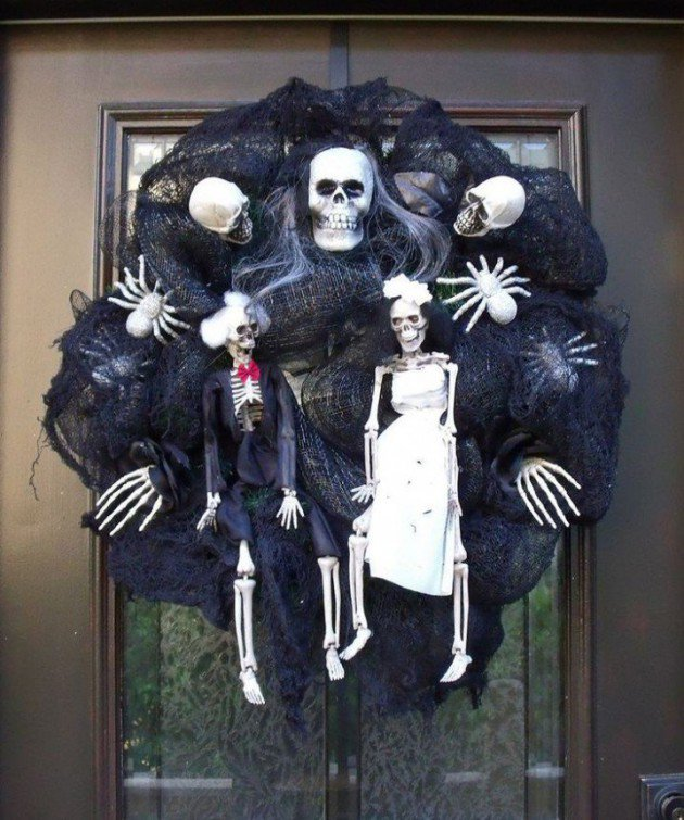 7 Scary Diy Halloween Decorations You Can Do On A Small