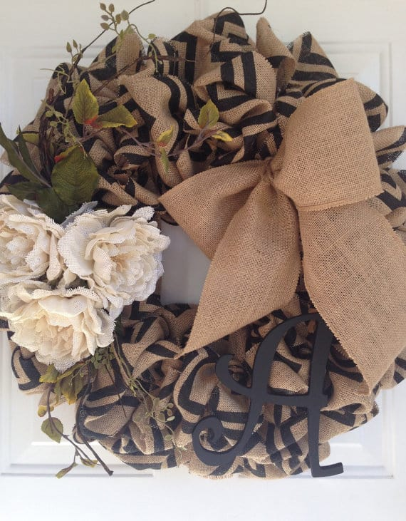 15 Simple Breathtakingly Ingenious and Beautiful Burlap DIY Fall Decor For Your Home homesthetics decor (18)