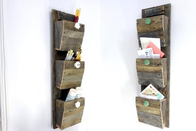 19 Smart and Beautiful DIY Reclaimed Wood Projects To Feed Your Imagination homesthetics decor (1)
