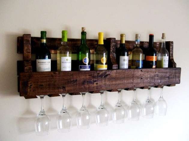 19 Smart and Beautiful DIY Reclaimed Wood Projects To Feed Your Imagination homesthetics decor (2)