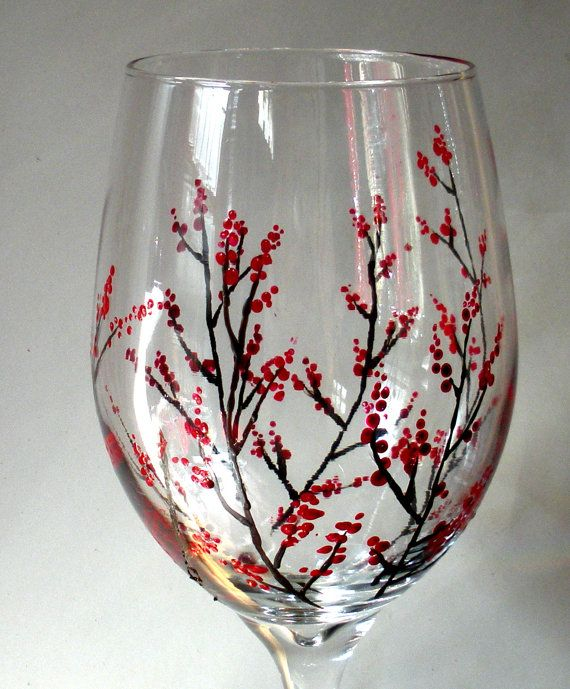 19 things you can do with your wine glasses this season 11 - Wine Glass Design Ideas