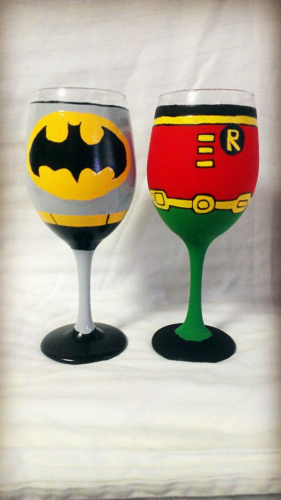 #5 THIS WINE GLASS IDEA WAS INSPIRED BY THE DYNAMIC CARTOON DUO