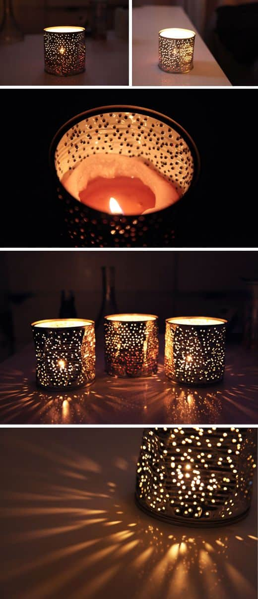 21 Candle Ideas That Are Not Just Seasonal But Can Be Used All Year Round (18)