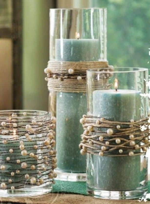 21 Candle Ideas That Are Not Just Seasonal But Can Be Used All Year Round (19)