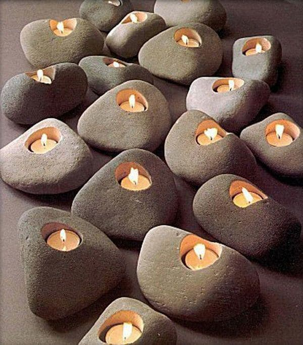 21 Lighted Candle Ideas That Are Not Just Seasonal But Can Be Used All Year Round (21)