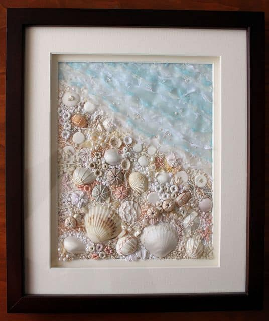 21 Sea Shell Projects To Consider On Your Next Walk By The Beach (13)
