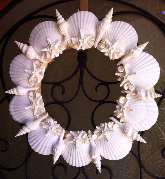 21 Sea Shell Projects To Consider On Your Next Walk By The Beach (15)