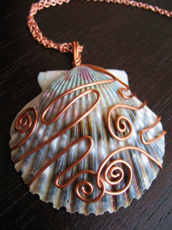 21 Sea Shell Projects To Consider On Your Next Walk By The Beach (17)