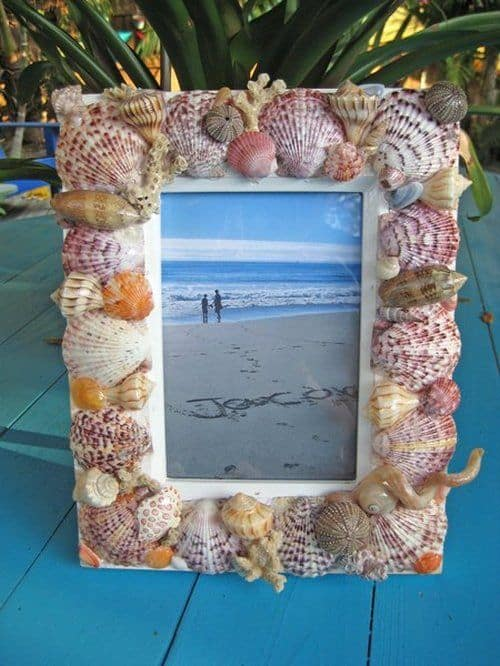 21 Sea Shell Projects To Consider On Your Next Walk By The Beach (3)