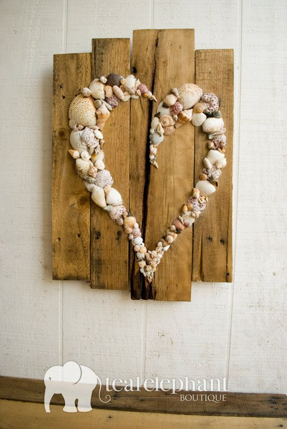 21 Sea Shell Projects To Consider On Your Next Walk By The Beach (4)