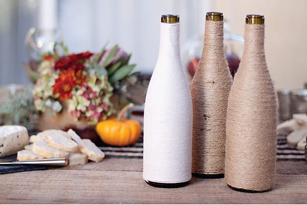 21 Smart DIY Wine Bottle Crafts That Will Beautify Your Household homesthetics decor (12)