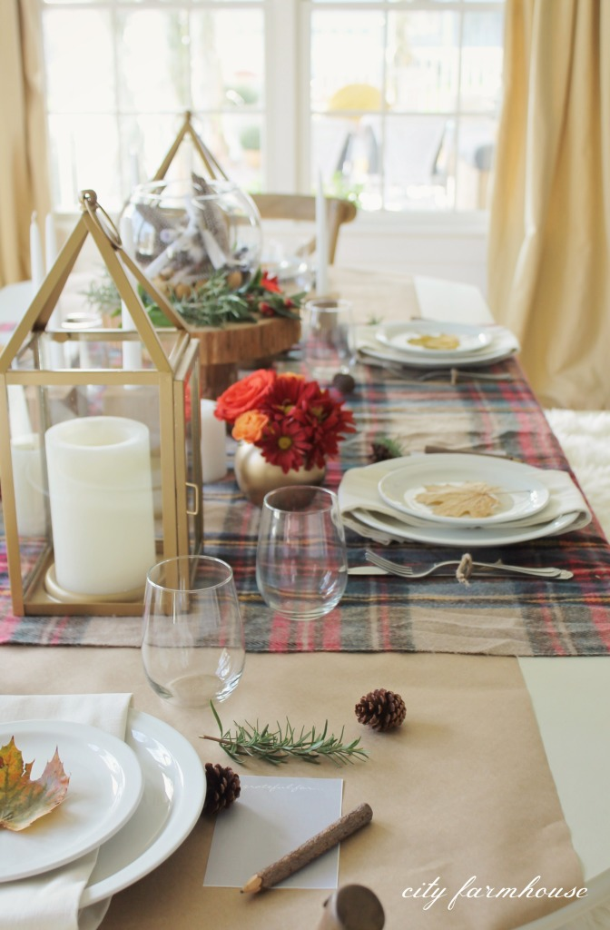 23+ Insanely Beautiful Thanksgiving Centerpieces and Table Settings homesthetics decor ideas (13)