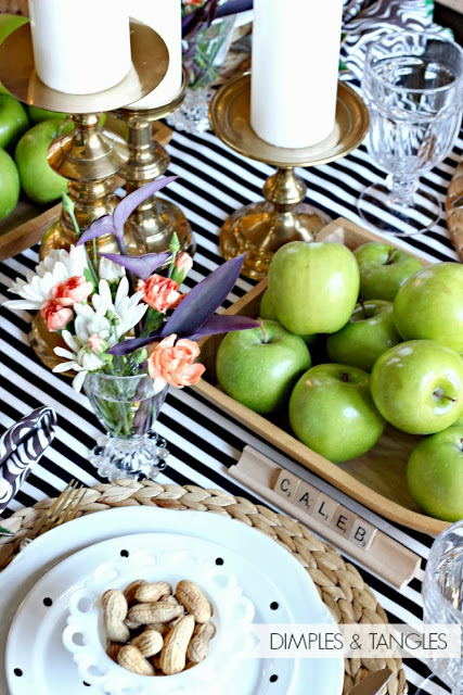 23+ Insanely Beautiful Thanksgiving Centerpieces and Table Settings homesthetics decor ideas (16)