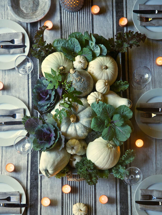 23+ Insanely Beautiful Thanksgiving Centerpieces and Table Settings homesthetics decor ideas (18)