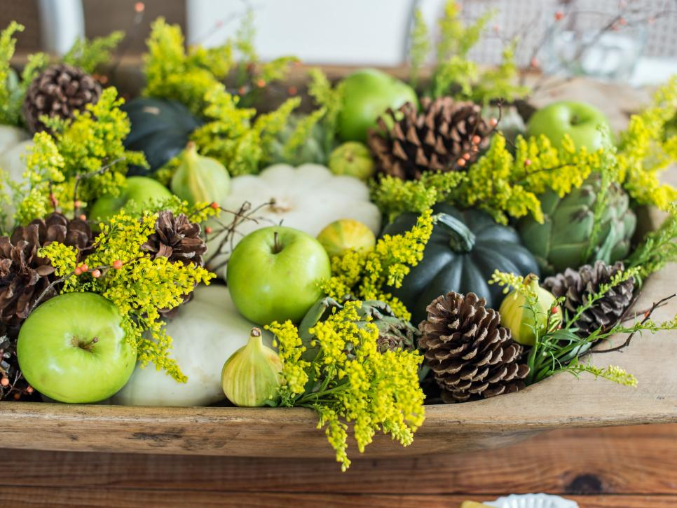 23+ Insanely Beautiful Thanksgiving Centerpieces and Table Settings homesthetics decor ideas (2)