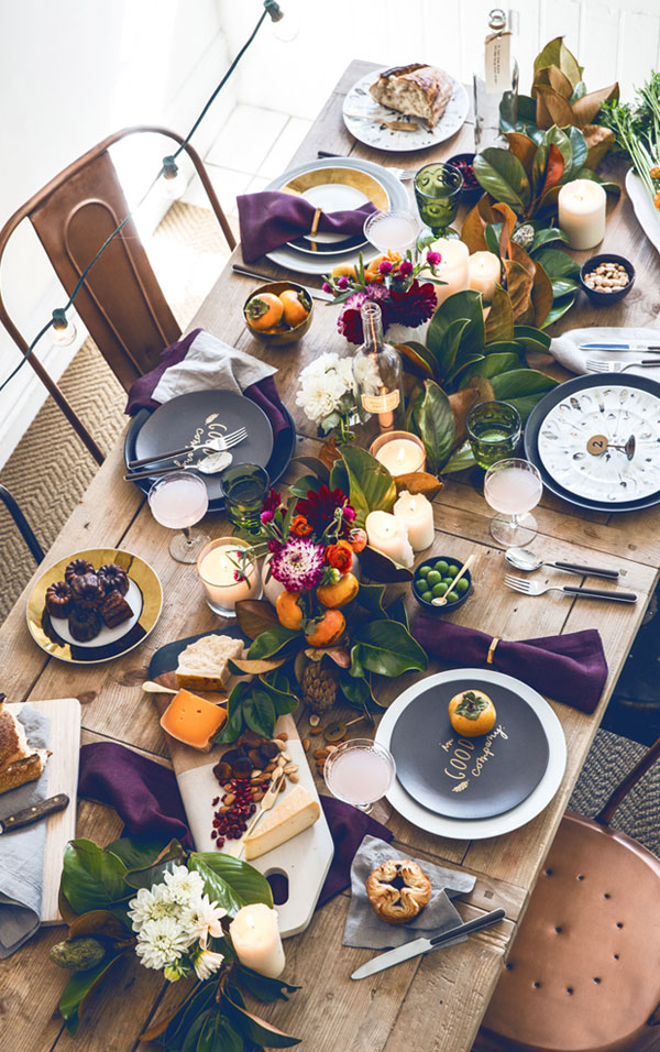 23+ Insanely Beautiful Thanksgiving Centerpieces and Table Settings homesthetics decor ideas (4)