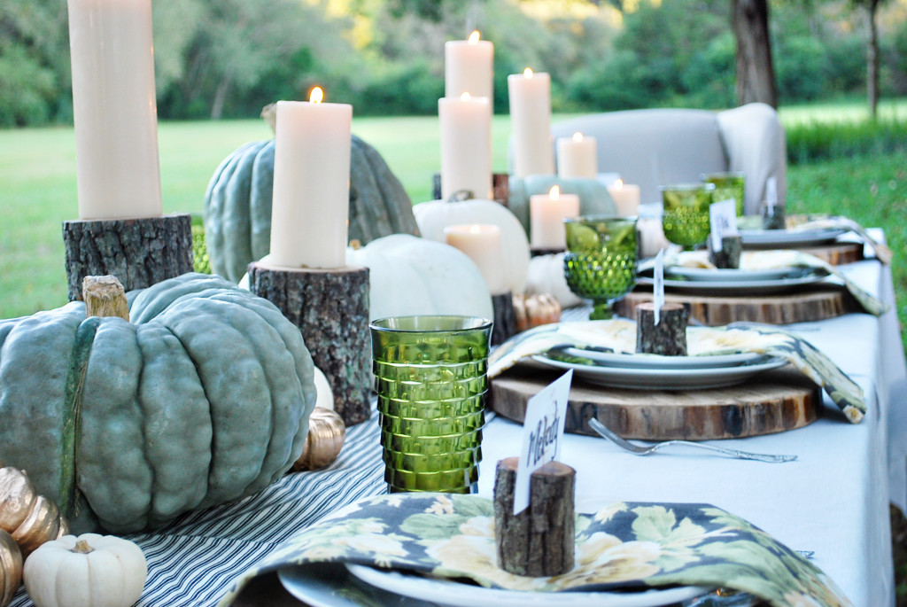 23+ Insanely Beautiful Thanksgiving Centerpieces and Table Settings homesthetics decor ideas (8) & 23+ Insanely Beautiful Thanksgiving Centerpieces and Table Settings