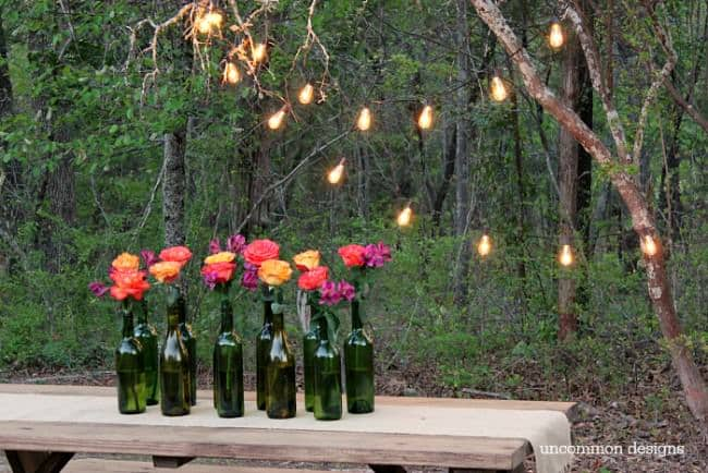23 Simply Breathtakingly Ingenious Wine Bottle Crafts Worth Realizing homesthetics decor (9)