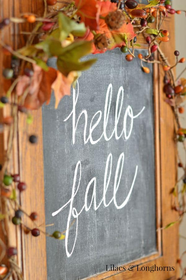 24 Smart Thanksgiving DIY Door Art and Wall Art That Will Greet Your Guests homesthetics fall decor (16)