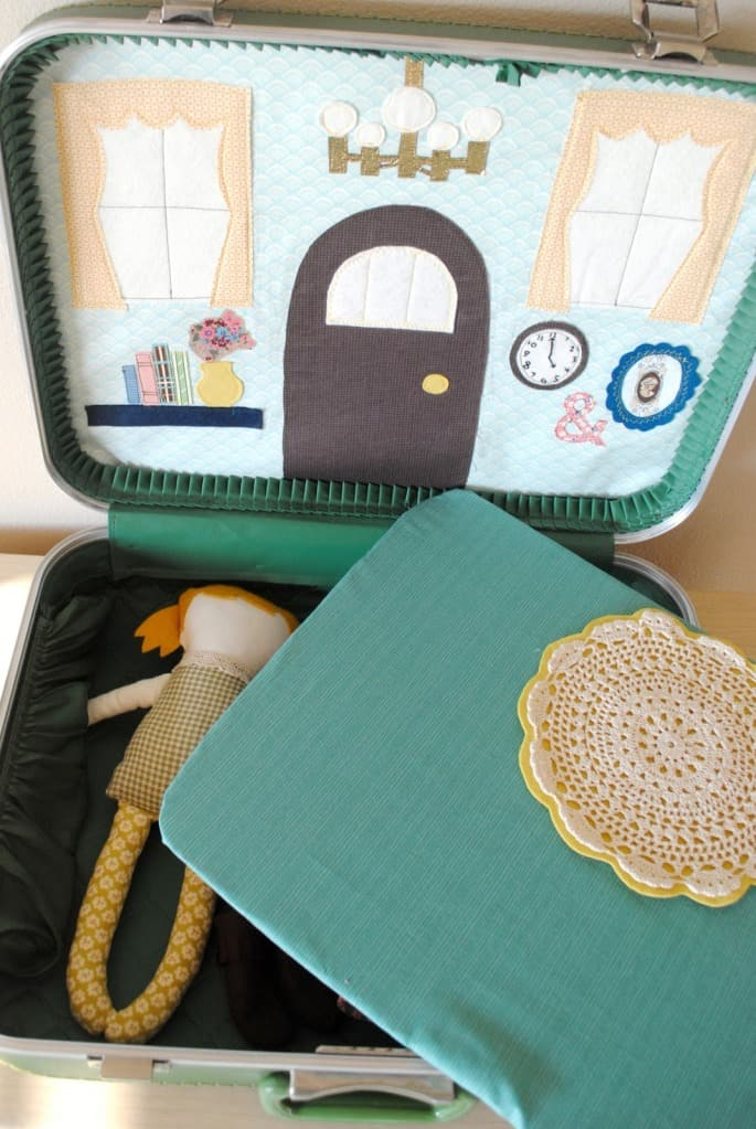 25 Beautifully Creative Ways to Recycle Vintage Suitcases at Home homesthetics decor (10)