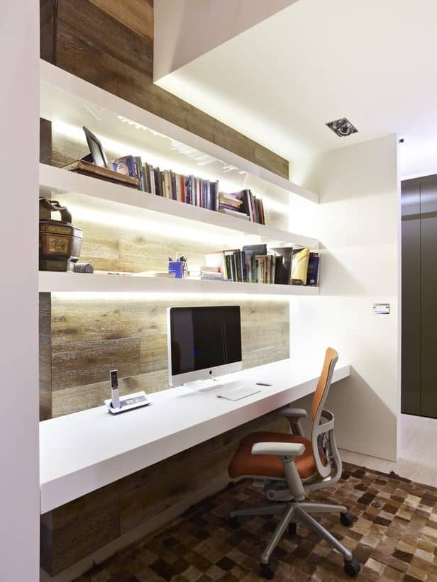 home office space office. 25 Conveniently Designed Home Office Space Ideas (11) R