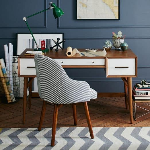 25 Conveniently Designed Home Office Space Ideas (15)