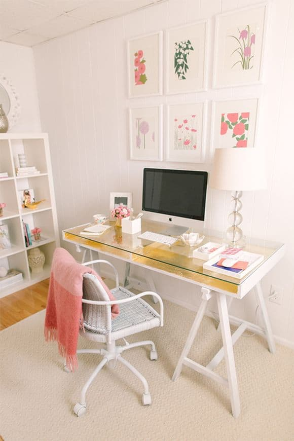 25 Conveniently Designed Home Office Space Ideas (19)