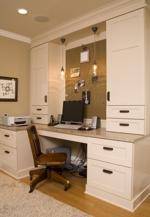 creating office space. 25 Conveniently Designed Home Office Space Ideas (25) Creating S