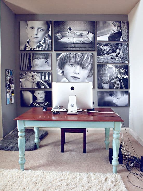 25 Conveniently Designed Home Office Space Ideas (7)