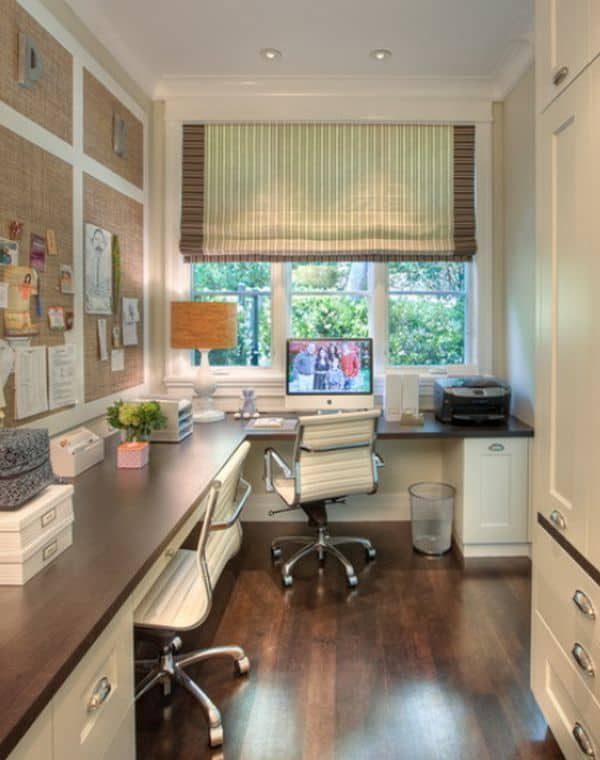 25 Conveniently Designed Home Office Space Ideas (8)