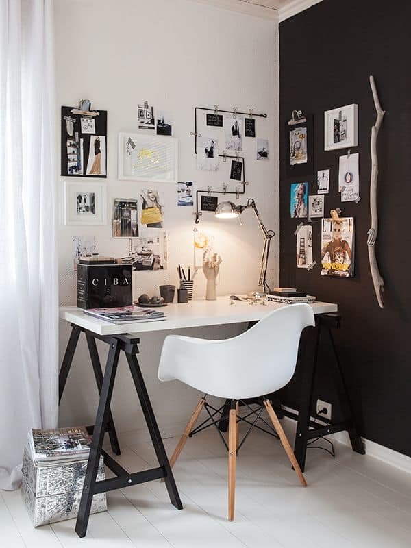 25 Conveniently Designed Home Office Space Ideas (9)