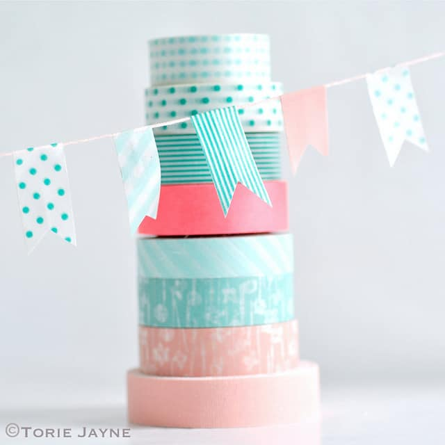 25 Super Beautiful & Creative Ways to Use Washi Tape homesthetics decor (1)