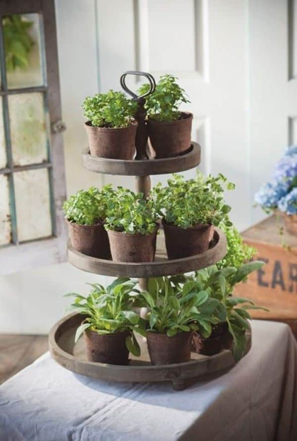 Indoor Kitchen Herb Garden Ideas Part - 31: 30 Awesome Indoor Garden Planting Projects To Start In The New Year (8)