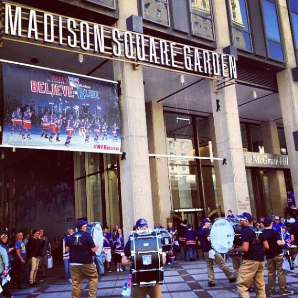 #18 The famous Madison Square Garden is a multi-purpose arena