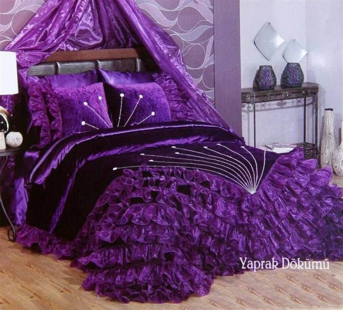 Purple Mattress Bed Sheets