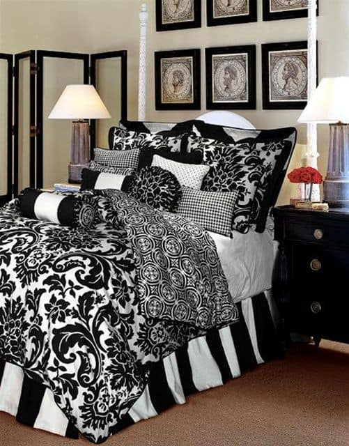 30 Of The Most Chic And Elegant Bed Comforter Designs To Choose From When Shopping And To Keep You Warm This Winter (6)