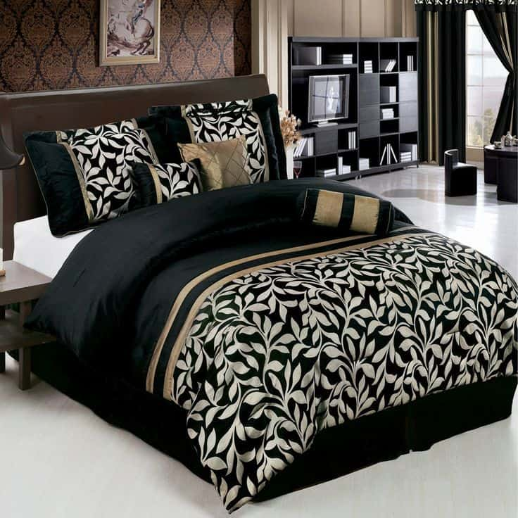 30 Of The Most Chic And Elegant Bed Comforter Designs To Choose From When Shopping And To Keep You Warm This Winter (7)