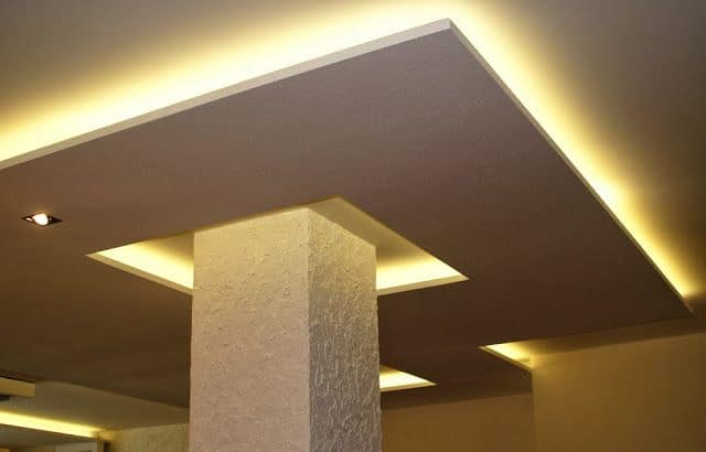 30 Gorgeous Gypsum False Ceiling Designs To Consider For ...